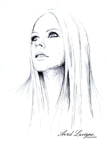 Avril Lavigne by toomaserapart